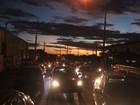 Acidente provoca congestionamento na Avenida Valter Alencar