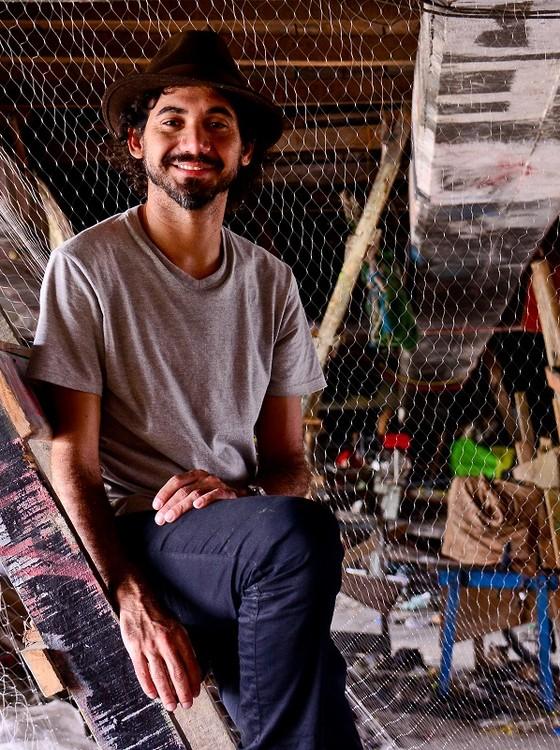 Atualmente o paulista Eduardo Kobra é um dos maiores nomes da arte de rua, mas nem sempre foi assim (Foto: Divulgação)