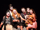 Alunos do Brasil participam de Festival de Teatro em Cabo Frio, RJ