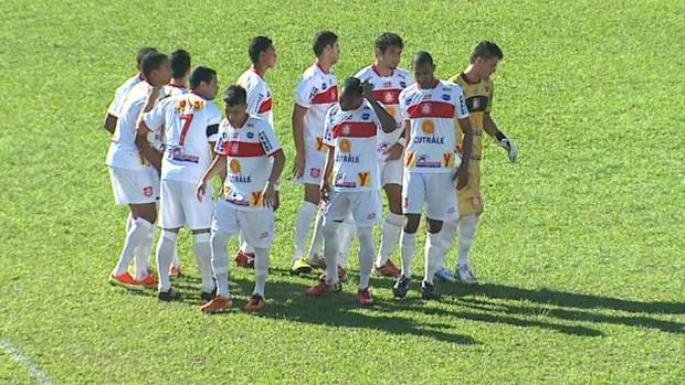 Inter de Bebedouro na 4ª Divisão de São Paulo (Foto: Reprodução EPTV)