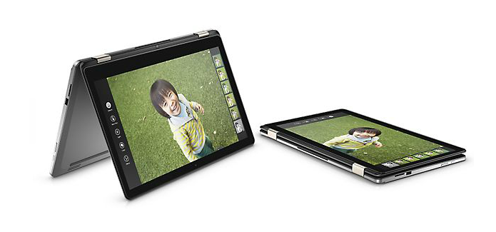 2 em 1 Ultrafino Inspiron 15 série 7000 é bom para jovens (Foto: Divulgação/Dell)