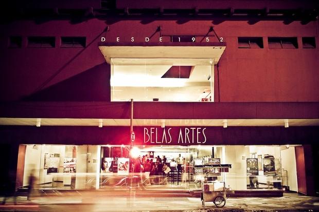 cine belas artes (Foto: Divulgação)