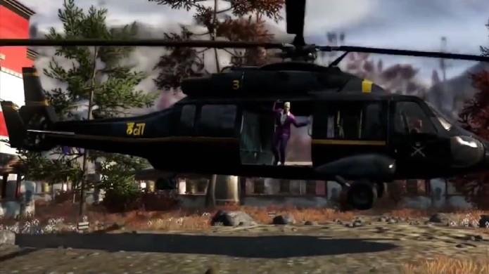 Quando Pagan Min estiver decolando você terá uma chance de atingi-lo (Foto: Reprodução: YouTube)