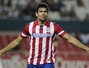 Diego Costa gol Atlético de Madri (Foto: EFE)