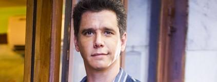 Márcio Garcia viveu personagem que teve aulas de sedução com Armane (Alex Carvalho/Globo))