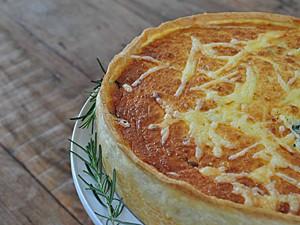 Quiche (Foto: Citron Gastronomia/Divulgação)
