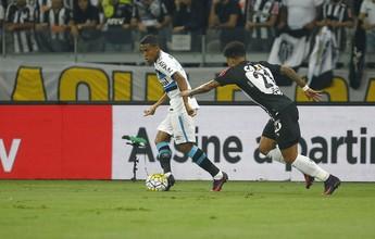 Pedro Rocha, do Grêmio, leva enquete da jogada mais bonita de quarta-feira