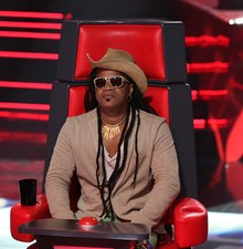 Carlinhos Brown (Foto: The Voice Brasil/TV Globo)