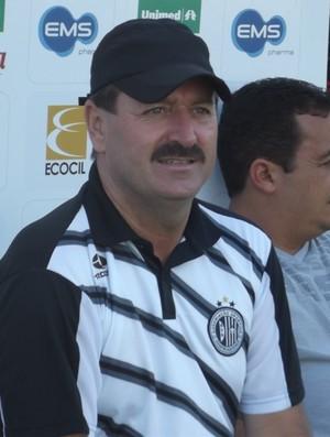 Leandro Campos, técnico do ASA (Foto: Tiago Menezes)