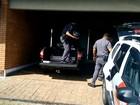 Polícia apreende cigarros sem nota fiscal após perseguição em rodovia