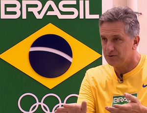 Diretor-executivo de esportes do Comitê Olímpico Brasileiro (COB), Marcus Vinícius Freire (Foto: Reprodução SporTV)