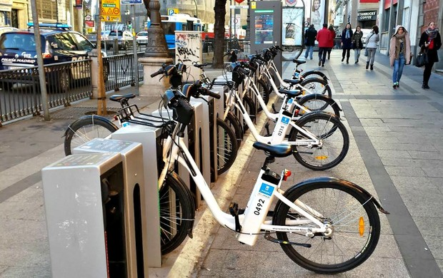 Bicicletas euatleta (Foto: Arquivo Pessoal)