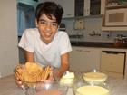 Matheus Costa ensina receita de palha italiana para as festas de fim de ano