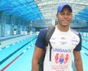 """Matheus Santana é """"lapidado como diamante"""" por vaga nas Olimpíadas"""