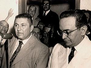 Ex-prefeito de Natal, Djalma Maranhão foi deposto em 1964 pelo regime militar (Foto: Roberto Monte/www.dhnet.org.br)