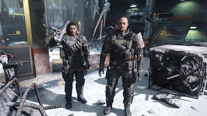 Confira dicas para mandar bem no novo modo campanha de Call of Duty: Black Ops 3 (Foto: Reprodução/Murilo Molina)