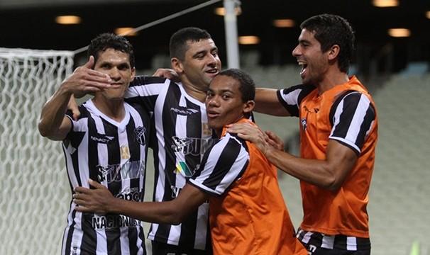 Entre os melhores do Nordeste, Ceará quer começar bela campanha também na Copa do Brasil. (Foto: Christian Alekson / cearasc.com)
