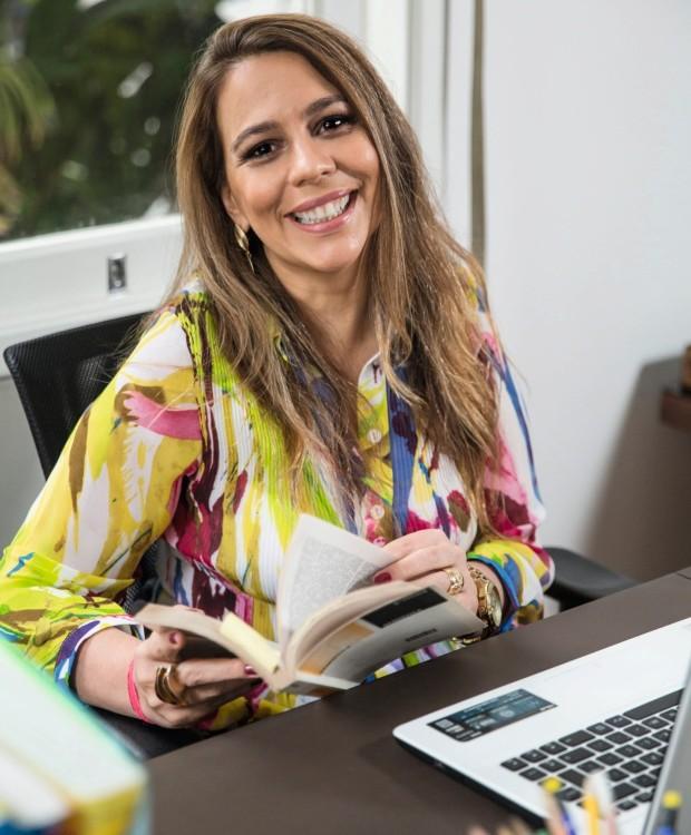Clotilde Perez. Semioticista, professora da USP e da PUC-SP, e fundadora da Casa Semio (Foto: Jennifer Koo / Divulgação)