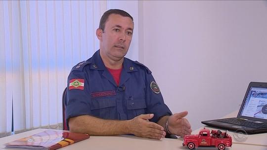Bombeiros vão abrir consulta pública para revisão de normas