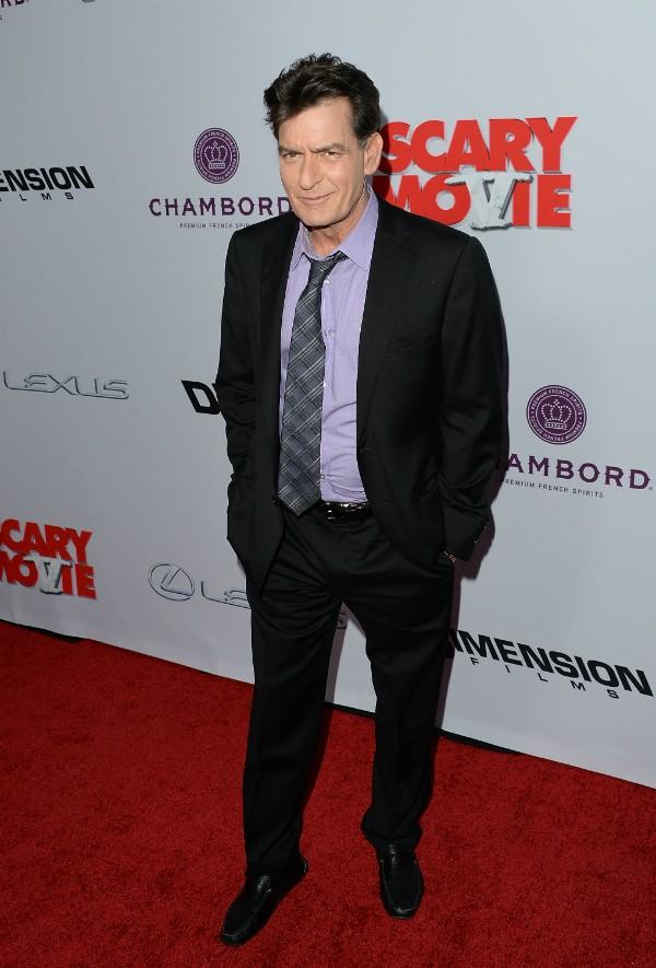 Charlie Sheen também é cliente habitual de clínicas de reabilitação (Foto: Getty Images)