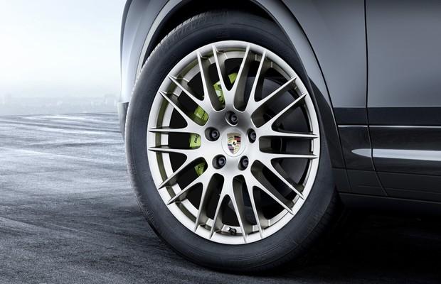 Porsche Cayenne Platinum Edition (Foto: Divulgação)