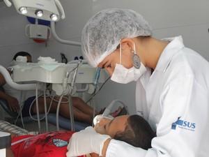 Odontomóvel em Camaçari (Foto: Adenilson Nunes/Divulgação)