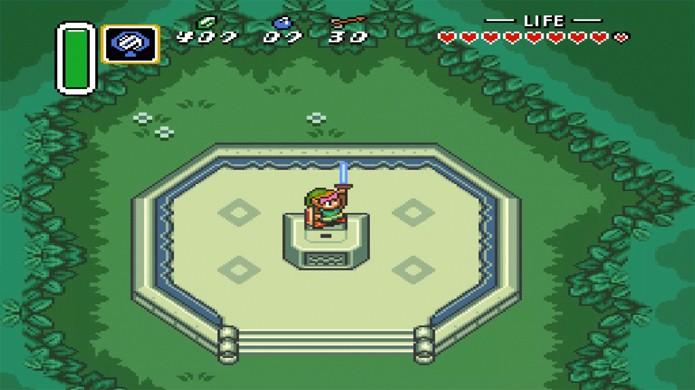 The Legend of Zelda: A Link to the Past estabeleceu o formato da franquia no Super Nintendo (Foto: Reprodução/Coop Dojo)