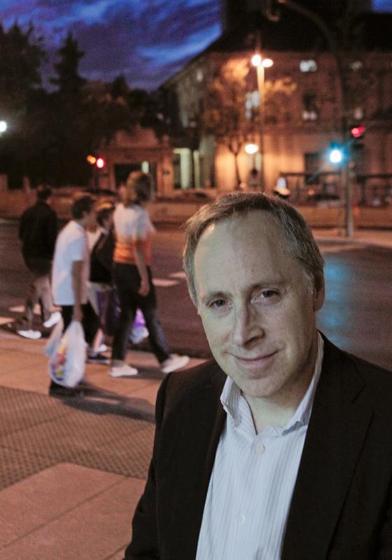O escritor Jacob Weisberg (Foto: Newscom)