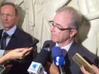 Dornelles se reúne com ministros no 1º dia como governador em exercício