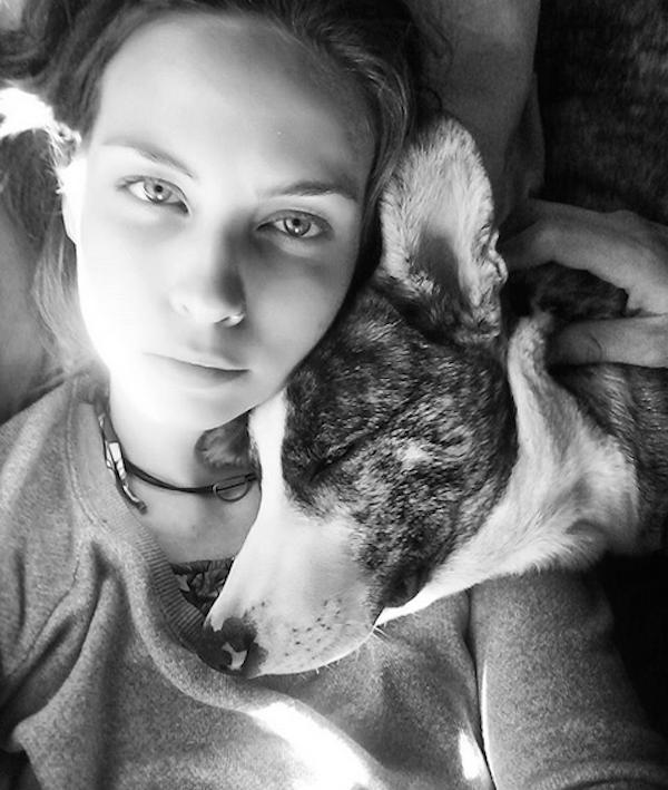 A atriz Daveigh Chase, estrela da franquia O Chamado (Foto: Instagram)