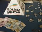 Dois homens são presos com cocaína e maconha em Montes Claros