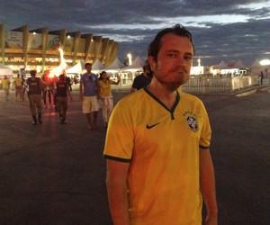 Euclides Ribeiro, de 40 anos, de São Paulo. Advogado.