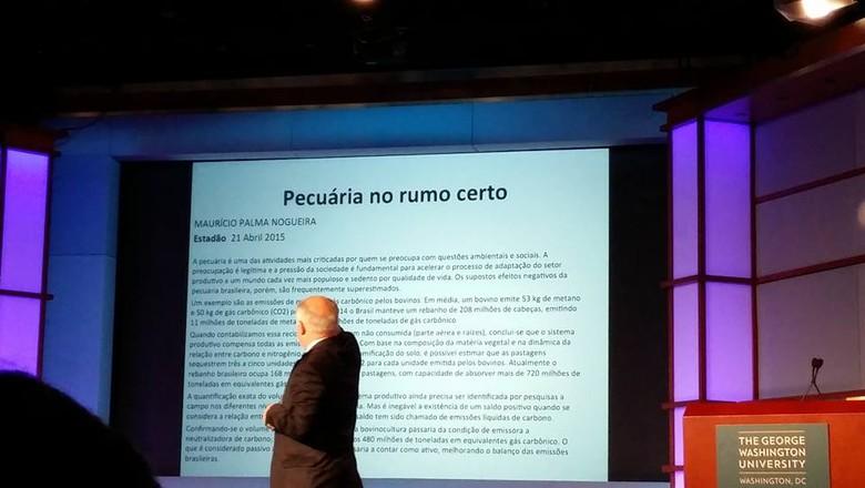 congresso-washington (Foto: Viviane Taguchi/Ed. Globo)