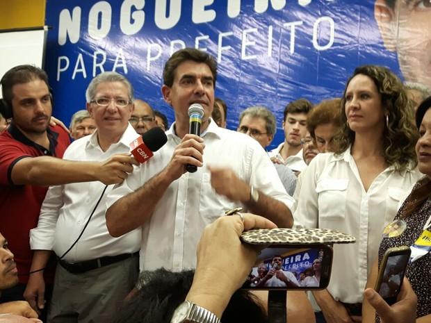 Duarte Nogueira (PSDB) é o novo prefeito de Ribeirão Preto (Foto: Adriano Oliveira/G1)