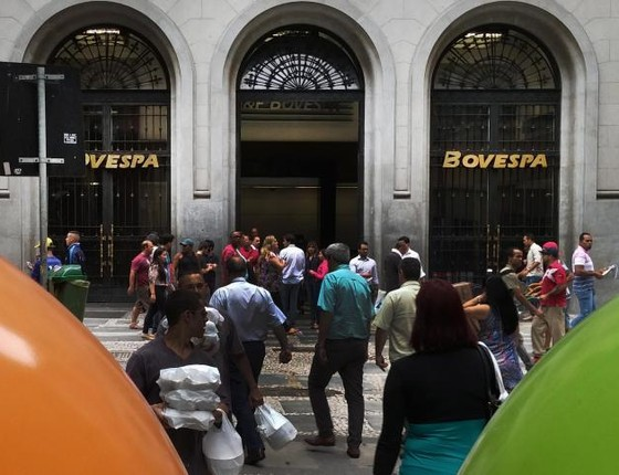 Bovespa (Foto: Hugo Arce/Fotos Públicas)