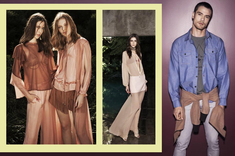 Lilly Sarti e Sarti for Men (Foto: Arte Vogue Online)