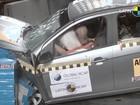 VÍDEO: Fiat Palio fica com apenas 1 estrela em novo teste de colisão
