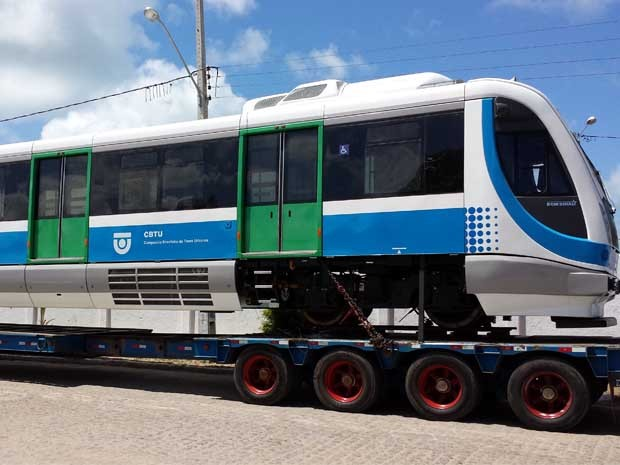 VLT come�a a operar em fase de testes em dezembro (Foto: Everaldo Ricardo/Divulga��o)