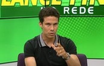 BLOG: Hernane foi convidado para o programa Lance Final na Rede
