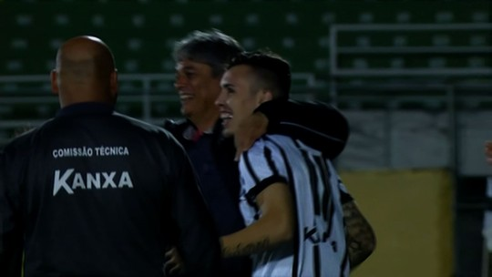 Bragantino vence, respira fora do Z-4 e afunda Sampaio Corrêa na lanterna
