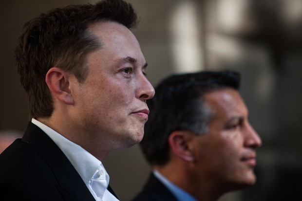 Elon Musk (Foto: Max Whittaker/Getty Images)