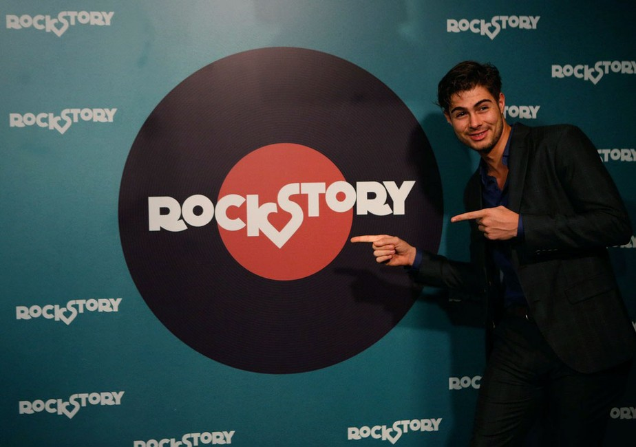 Elenco e direção de 'Rock Story' apresentam a nova novela das 7