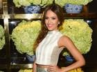 Jessica Alba e Camila Alves prestigiam inauguração de loja