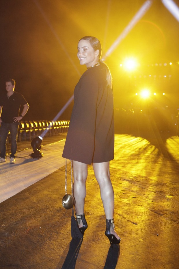 Claudia Leitte (Foto: Isac Luz / EGO)