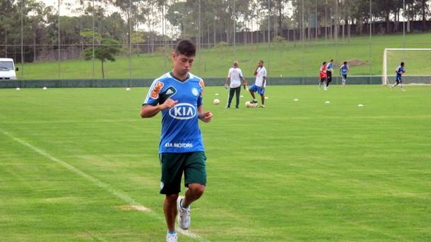 Rondinelly Palmeiras (Foto: Marcelo Prado / globoesporte.com)