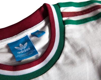fluminense adidas camisa retrô (Foto: Divulgação)