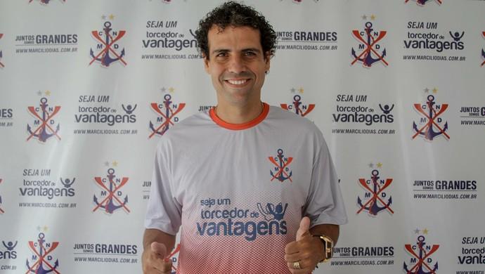 Athos Marcílio Dias (Foto: Divulgação/Marcílio Dias)