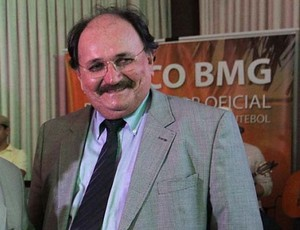 José Vanildo da Silva, presidente da Federação Norte-rio-grandense de Futebol (Foto: Canindé Soares/Cedida)