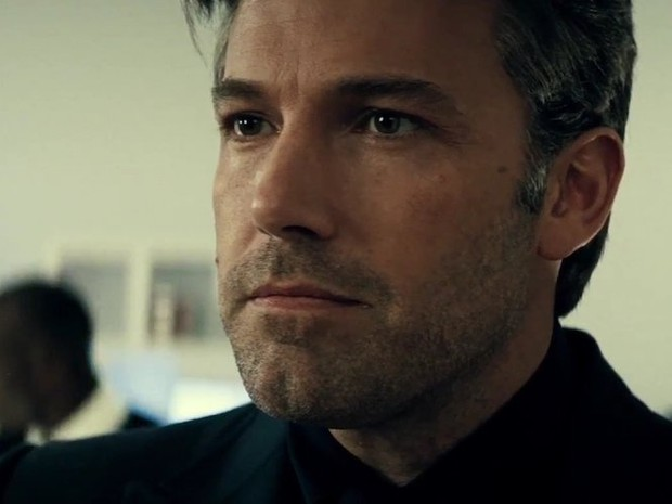 Ben Affleck em cena de 'Batman vs Superman' (Foto: Divulgação)