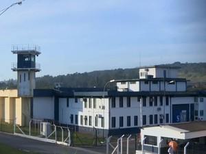 Centro de Detenção Provisória de Piracicaba opera 200% acima da capacidade de lotação (Foto: Reprodução/EPTV)